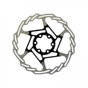 Disco de Freno ASHIMA Aro-18 Plata-Negro