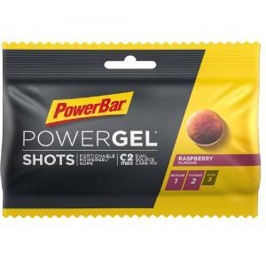 Powergel POWERBAR Shots Frambuesa