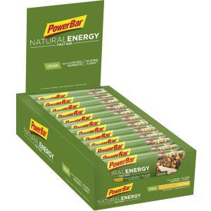 Pack 24 Barritas POWERBAR Natural Energy Fruit Strudel Manzana