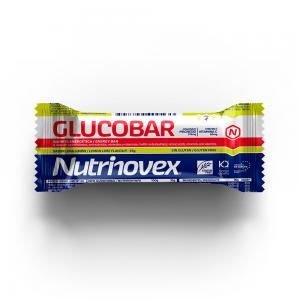 Barrita Energética NUTRINOVEX Glucobar Lima-Limón