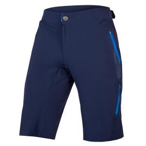 Pantalón Corto ENDURA Singletrack Lite II Azul
