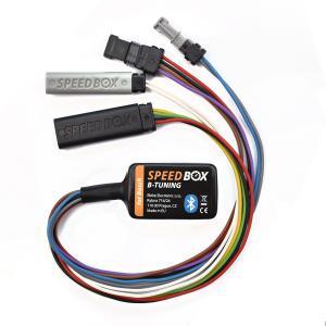 Deslimitador SPEEDBOX B-Tunning Bluetooth Bosch