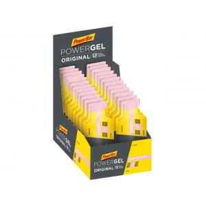 Pack 24 Geles POWERBAR Powergel Strawberry-Banana