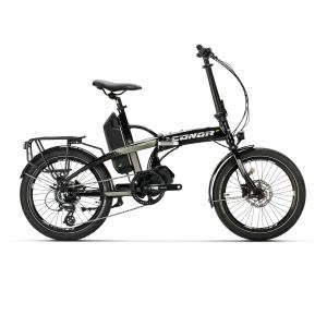 Bicicleta Plegable Conor E-4