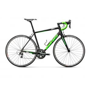 Bicicleta Carretera CONOR Spirit X Tiagra Negro/Verde
