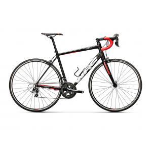 Bicicleta Carretera CONOR Spirit X Tiagra Negro/Rojo