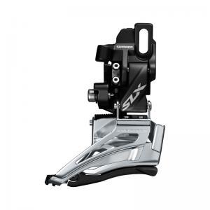 Desviador SHIMANO SLX FD-M702511D6 11x2V Anclaje Directo Dual-Pull