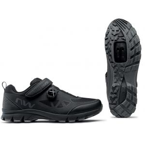 Zapatillas Mtb NORTHWAVE Corsair Negro