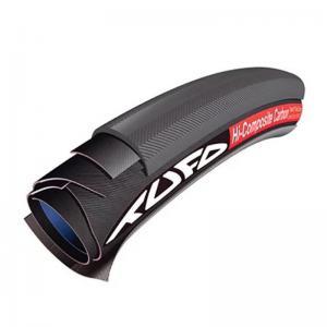 Tubular 700x28 Tufo Hi-Composite Carbón