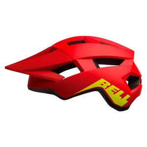 Casco BELL Spark JR Rojo Mate
