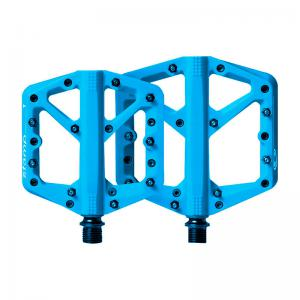 Pedales Mtb CRANK BROTHERS Stamp 1 Large Azul