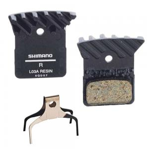 Pastillas de Freno Disco SHIMANO Carretera Resina Refrigeradas L03A