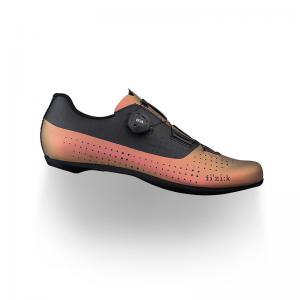 Zapatillas Carretera FIZIK Tempo R4 Overcurve Iridescent Cobre-Negro