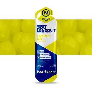 Gel NUTRINOVEX Longovit 360 Lima limón