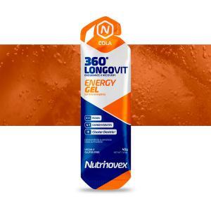 Gel NUTRINOVEX Longovit 360 Cola