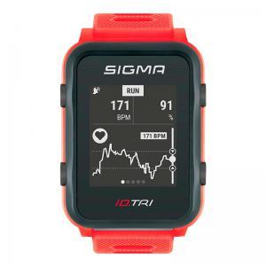 GPS SIGMA ID.TRI Rojo