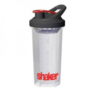 Bidón ELITE Shaker 700ml Transparente