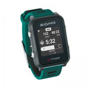 GPS SIGMA ID.FREE Verde