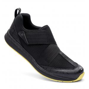 Zapatillas Indoor SPIUK Motiv Negro/Amarillo