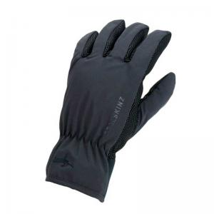 Guantes Largos SEALSKINZ Impermeable Lightweight Negro