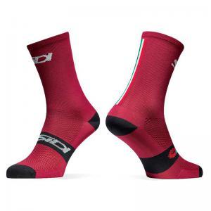 Calcetines SIDI Trace Rojo-Negro