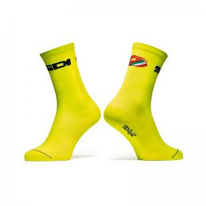 Calcetines SIDI Color 2 Amarillo Fluor