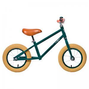 Bicicleta Aprendizaje REBEL KIDZ Classic Boy Acero Verde Oscuro