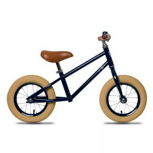 Bicicleta Aprendizaje REBEL KIDZ Classic Boy Acero Gris-Azul