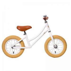 Bicicleta Aprendizaje REBEL KIDZ Air Classic Unisex Acero Blanco
