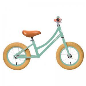 Bicicleta Aprendizaje REBEL KIDZ Air Classic Unisex Acero Verde Claro