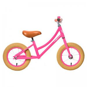 Bicicleta Aprendizaje REBEL KIDZ Air Classic Unisex Acero Rosa