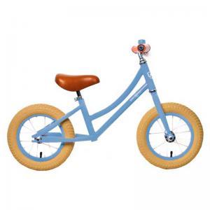Bicicleta Aprendizaje REBEL KIDZ Air Classic Unisex Acero Azul Claro