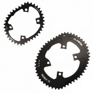 Kit Platos Carretera STRONGLIGHT Osymetric Compatible Shimano FC-9100 11v