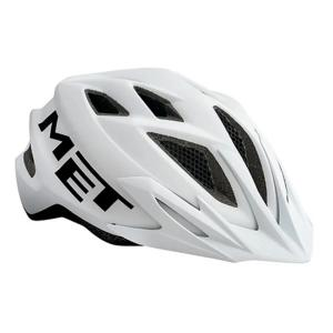 Casco MET Crackerjack Blanco