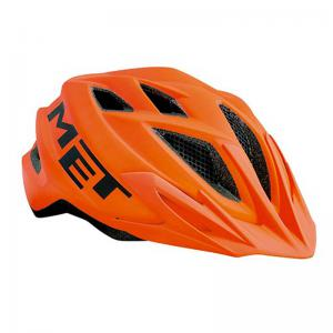 Casco MET Crackerjack Naranja