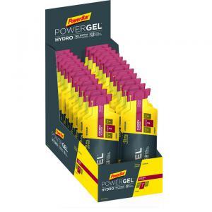 Pack 24 Geles POWERBAR PowerGel Hydro Cereza + Cafeína