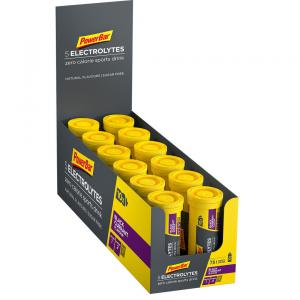 Pack 12 Electrolitos POWERBAR Black Currant