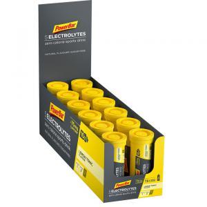 Pack 12 Electrolitos POWERBAR Limón + Cafeína