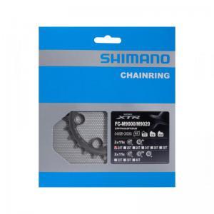 Plato Mtb SHIMANO XTR FC-M9000/9020 2x11v