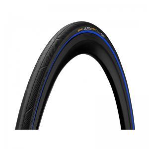 Cubierta CONTINENTAL Ultra Sport III Negro/Azul