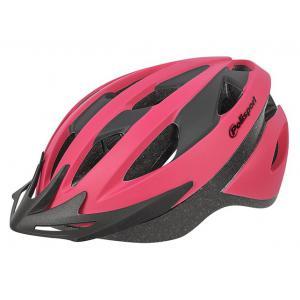 Casco POLISPORT Sport Ride Fucsia