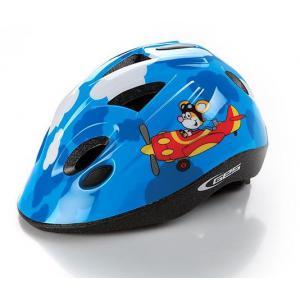 Casco Ges Dokky Kid Avión Azul