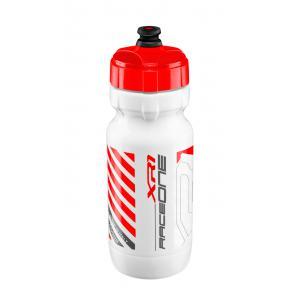 Bidón RACEONE XR1 Blanco Rojo 600ml