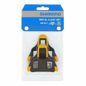 Par Calas Carretera Shimano SM-SH11 Movibles