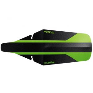 Guardabarros Trasero ZEFAL Shield Lite Negro/Verde