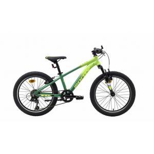 Bicicleta Infantil MONTY KX5 Verde/Amarillo 20