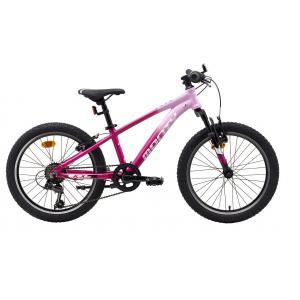 Bicicleta Infantil MONTY KX5 Rosa/Blanco 20