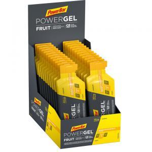 Pack 24 Geles POWERBAR Powergel  Mango Passionfruit