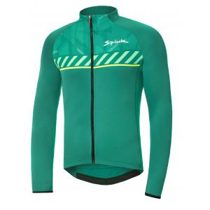 Maillot Manga Larga SPIUK Top Ten Verde