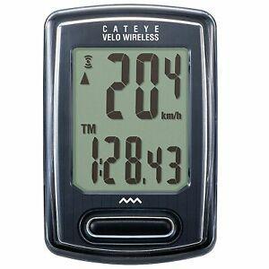 Ciclocomputador CATEYE VT230 Velo Wireless Negro